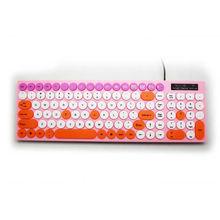 Old People Keyboard, Big Letter Keyboard, 105 Key Keyboard