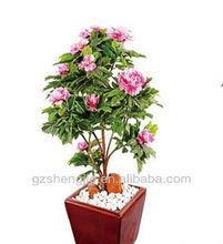 SJ hot sale artificial bonsai,artificial plant & flower