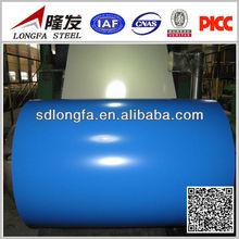 Prepainted galvalume steel Roofing Material