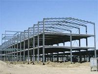portable steel warehouse