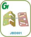 JBD001 hinges bed frame