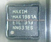 MAXIM MAX1981AETL Original new ic chip chipset BGA GPU chips video chipset