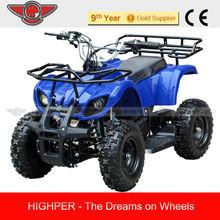 Automatic 49cc Mini ATV Quad For Kids