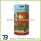 2013 New decorative paper wine boxes