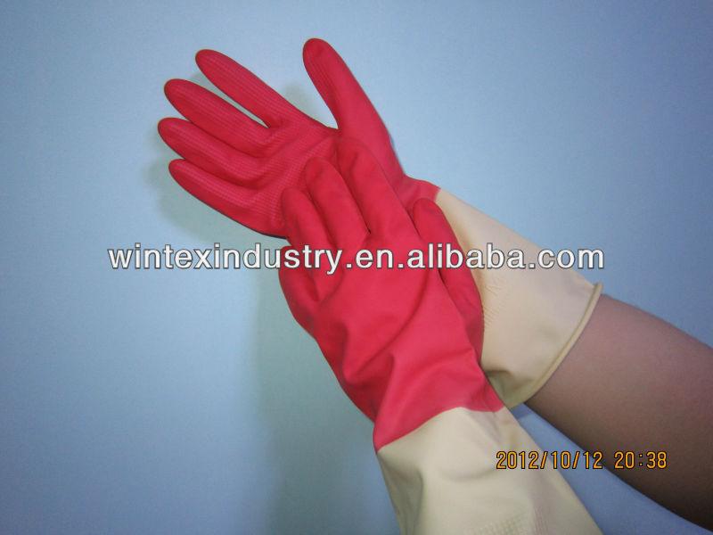 Des gants de caoutchouc regarder 3