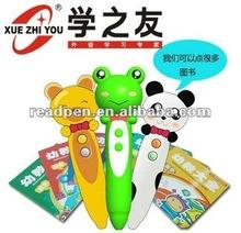 4GB Digital Read Talk Pen For Kids Learning English---World Factory