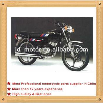 high performance kawasaki KH100 motorcycle