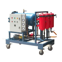 Coalescence dehydrated oil purifier LYC-J series