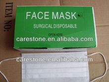 Non-woven 3ply face masks