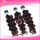 Top hair weaving brazilian loose wave virgin human hair bundles of clothing wholesale