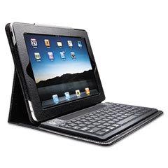 Kensington and reg  KeyFolio and trade  Bluetooth and reg  Keyboard Case for iPad and reg /iPad and reg  2