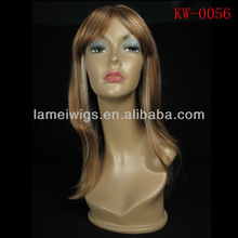2013 Hot sale Natural looking High Quality jewish wig ITEM KW-0056