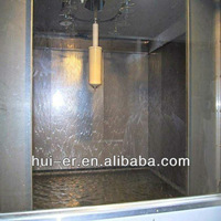 water curtain spray painting booth