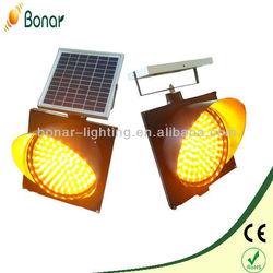96PC LED Crossing Solar-powered Flashing Beacon