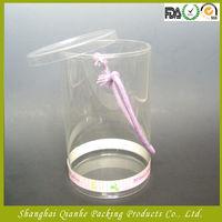 PVC plastic tube / tube for candy