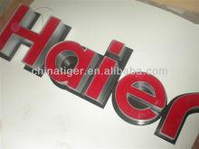epoxy resin led letter Language Option French