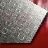 Hard Stainless steel press plate for brush hpl laminates WHM-9663