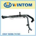 La bomba de agua para automóviles toyota hilux auto partes 16268-74163