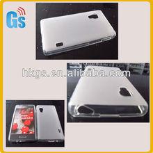 TPU Cover For Lg Optimus L5 , Silicone Tpu Gel Back Cover Case For Lg Optimus L5 II E460