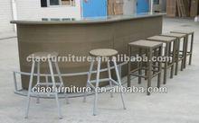 outdoor high top bar tables 661 outdoor bar table