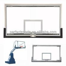 wall mounted basketball backboards