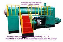 high profit product! double-stage vacuum brick making machine