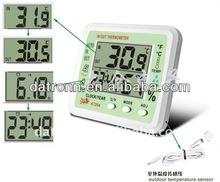 indoor outdoor weather thermometerKT204