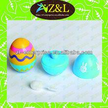 Funny Easter Egg Bubble