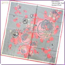 Promotion 100% Silk Handkerchief