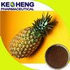 Natural pineapple extract bromelain powder