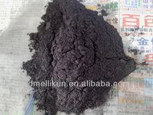amorphes naturel de carbone