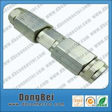 coaxial cable qr540 connector splice hardline connector