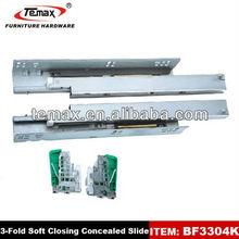 Temax supplier sliding door hardware soft close