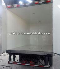 Honeycomb /monopan insulated truck body panels
