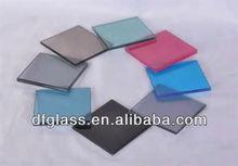 ocean blue, grey, black, dark blue laminated glass