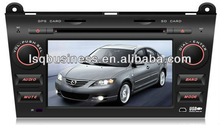 MAZDA 3 bluetooth driver with GPS/touch screen/radio fm/MP3/TV/Aux,ST-7935