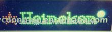 12v led car message moving scrolling sign display
