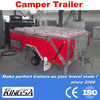 Passion Red 2013 NEW ARRIVAL small atv camping travel trailer