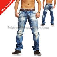 (#TG431M) 2013 garment factory denim trousers blue jeans manufacturers turkey