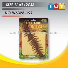 Special design perfect plastic toy centipede animal