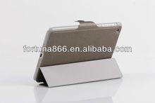 Protective PU Leather Fabric Cases for ipad mini