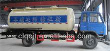 Bulk cement truck auto load&unload