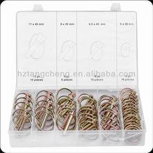 TC 50pc Linch Pins Assortment
