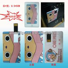 Swivel Usb Memory One Piece USB flash disk with Tony Tony Chopper logo 4G, 8G