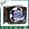 100V/110VAC 92x92x25mm ac axial cooling fan motor/electric fan