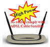 300Mbps 4-port Wireless Broadband Router Powerd by POE support OpenWrt