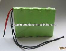 6V NiMH battery pack 1900mAh