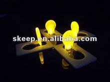 2013 new design Christmas gift light led card for sale colourful led lamp with led light