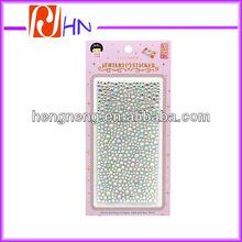 promotional rhinestone phone sticker wholesale