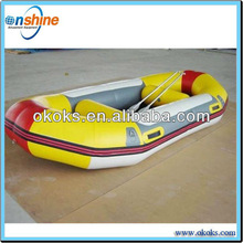 2012 Best selling Water inflatable boat for sale